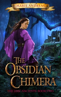 The Obsidian Chimera -- Marie Andreas