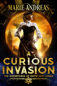 A Curious Invasion -- Aldrea