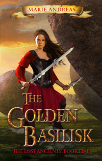 The Golden Basilisk -- Aldrea