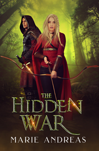 The Hidden War -- Marie Andreas